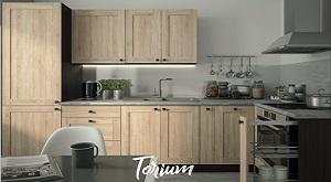 Kuchynská linka Torium