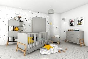Detské izby a nábytok pre bábätká