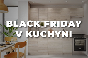 Black Friday v kuchyni