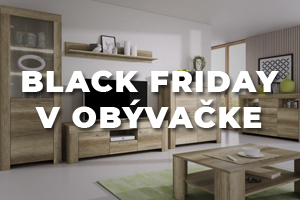Black Friday v obývačke