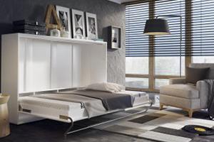 Sklápacie postele na šírku