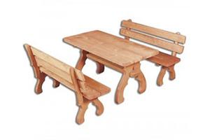 Záhradné drevené zostavy