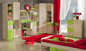 Detska-izba-Lorento-EGO-zelena-300x179