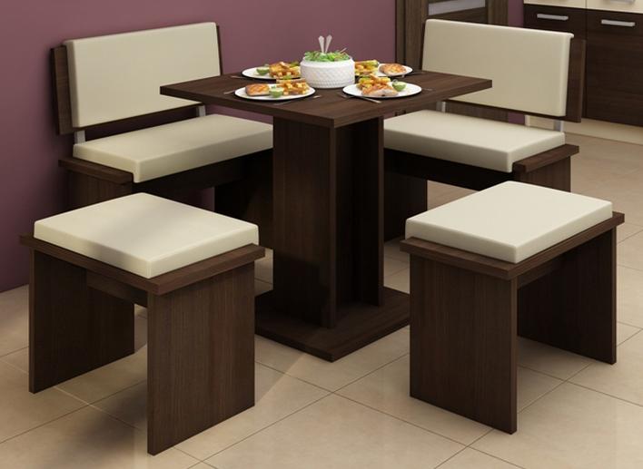 jedálenský stôl drevo wenge