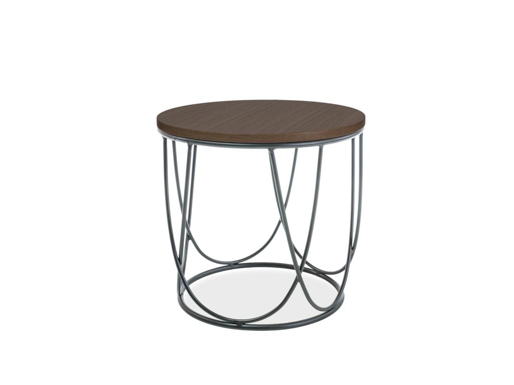 Kávový stolík SEPIA II orech