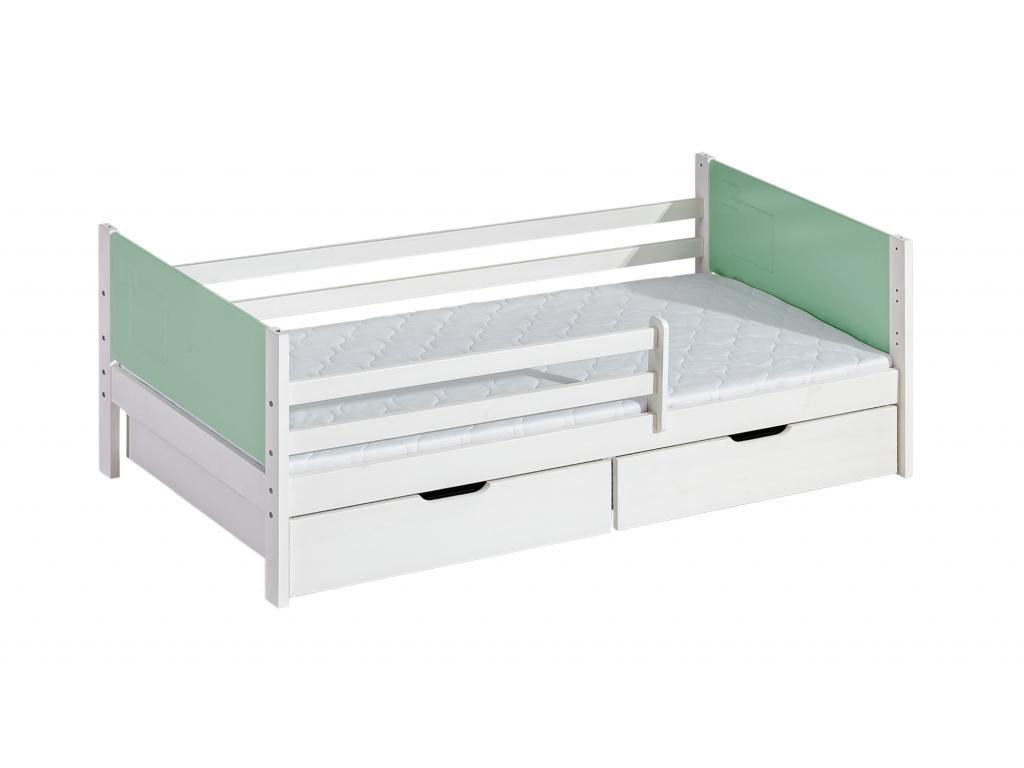 Hubert łóżko pojedyncze
