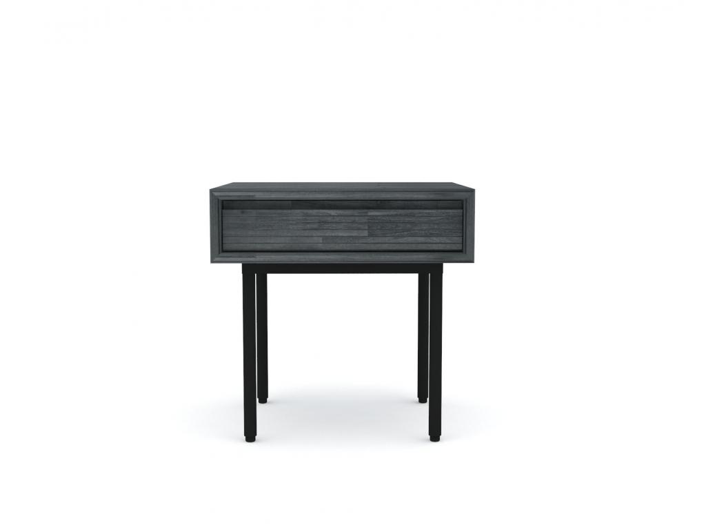 prakticky dreveny nocny stolik CAPELLA CAP L07