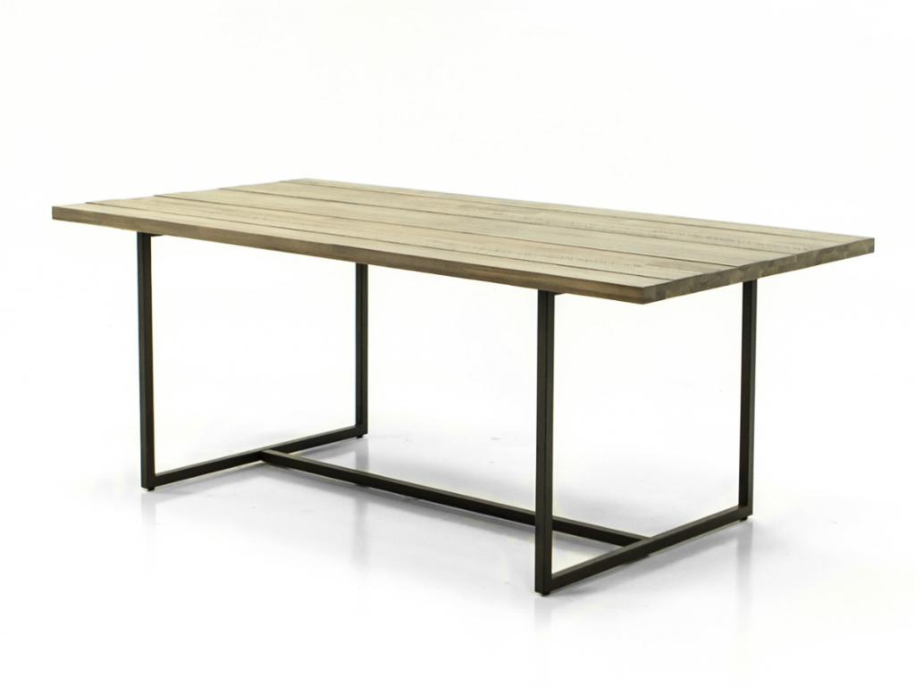 FLOW FLO D05 200 jedalensky stol dreveny