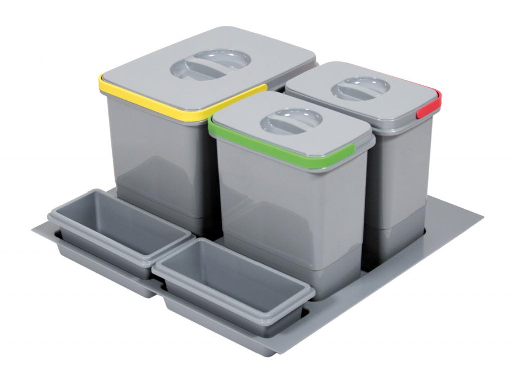 Pojemnik na odpady PRACTICO 60 TH03.0387.02.012 D1Z 60