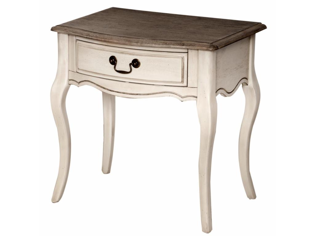 dreveny nocny stolik LIMENA LI808