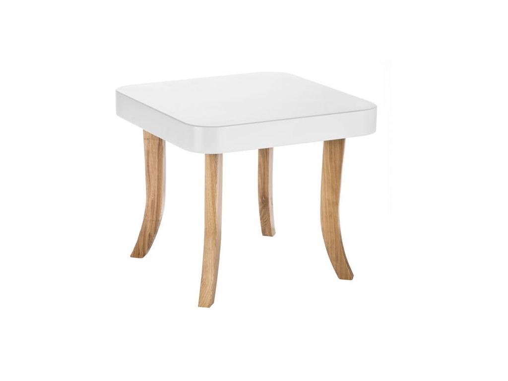 Štvorcový stolík