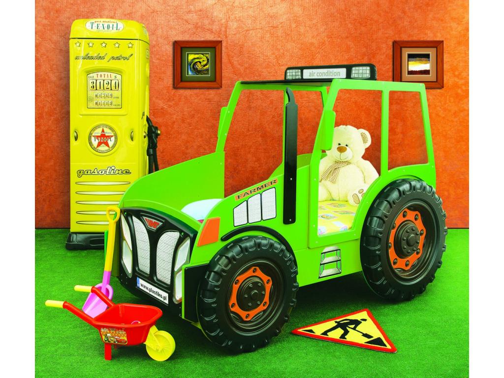 Traktor Green a1 pop