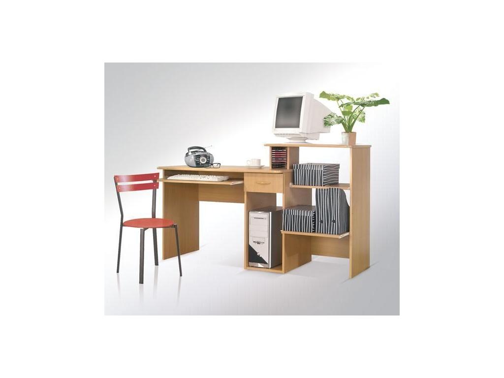 netradičný písací stolík Pluto v zaujímavom dizajne