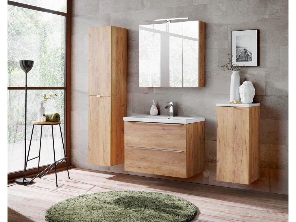 Kúpeľňový komplet CAPRI Oak