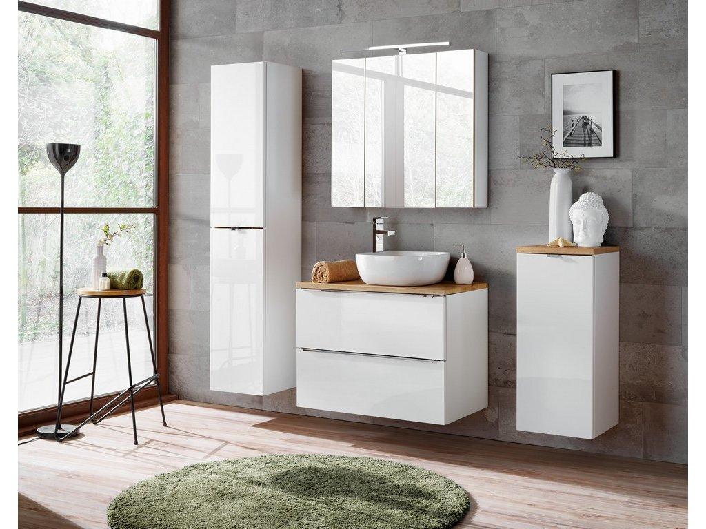 Kúpeľňový komplet CAPRI White