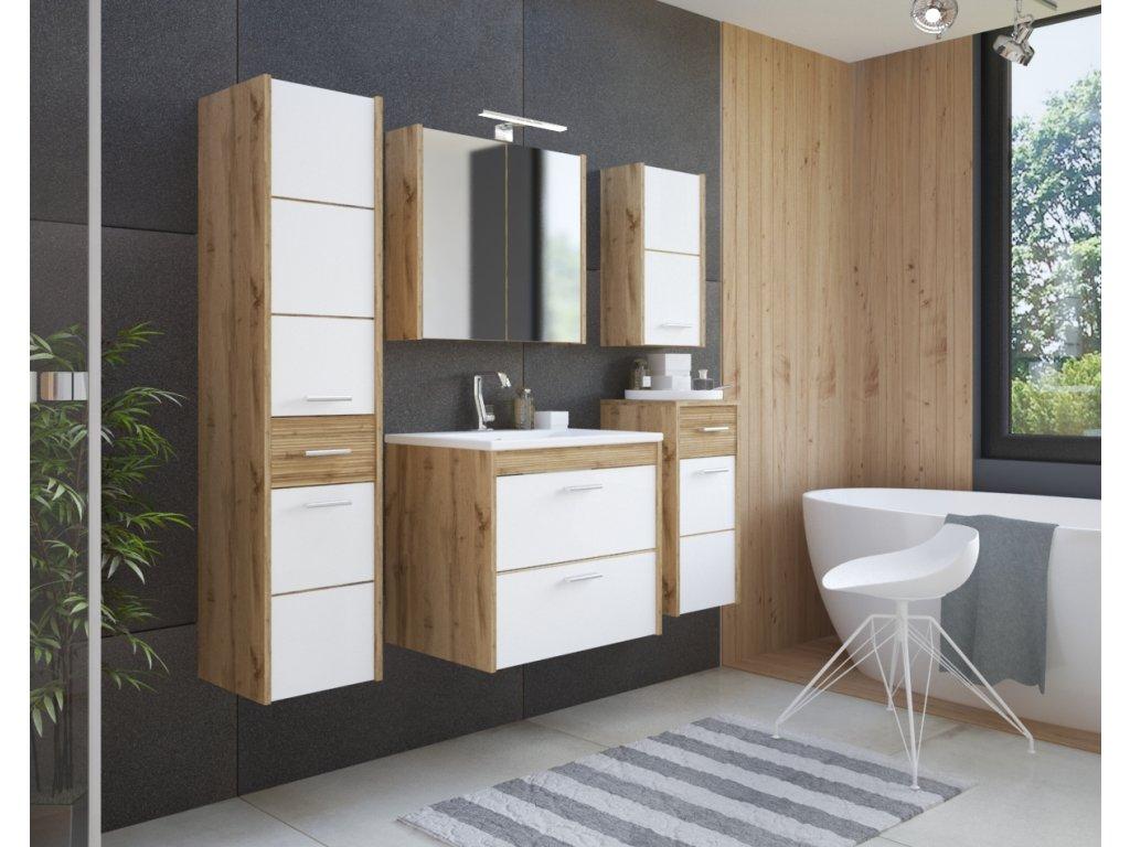 Kúpeľňový komplet IBIZA White