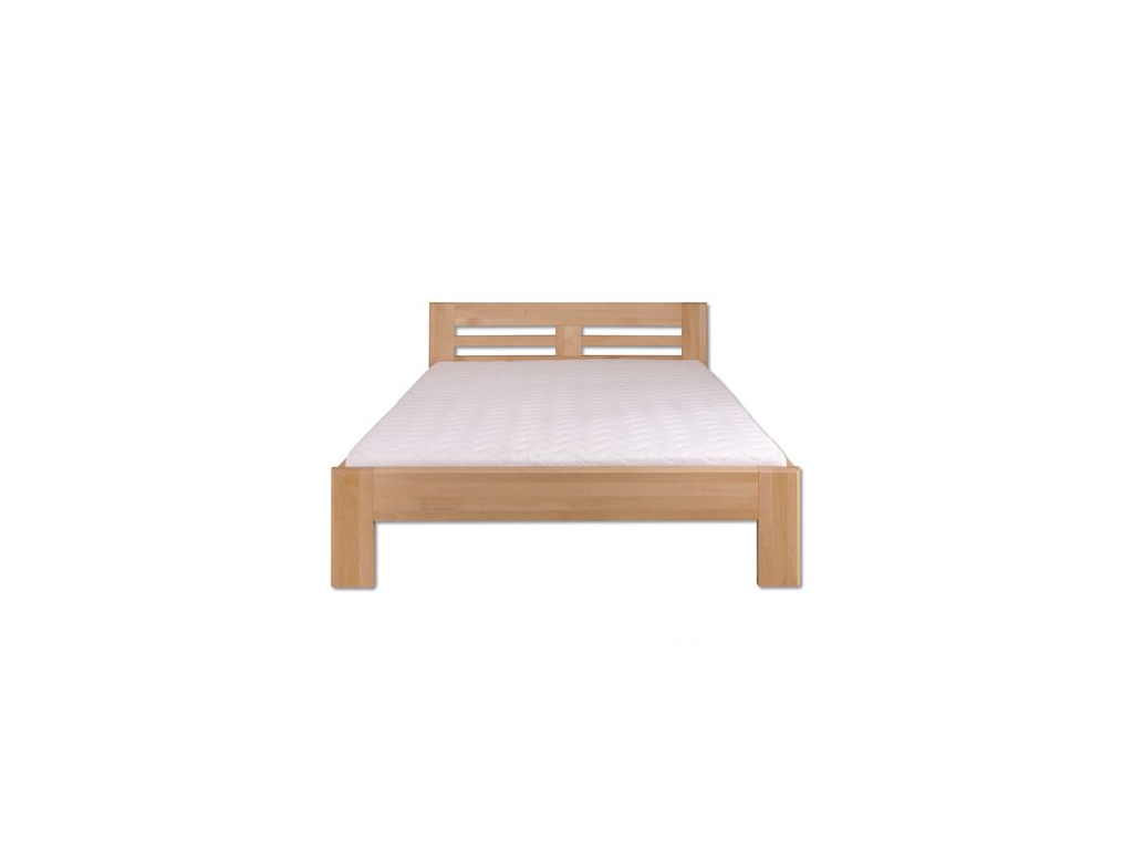 Manželská posteľ - masív LK111 | 140cm buk