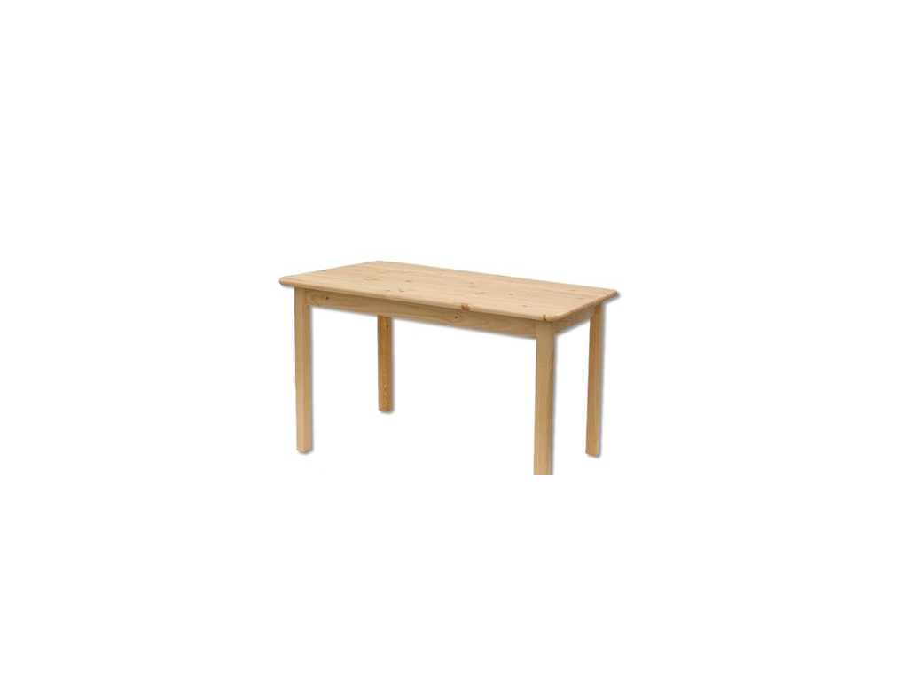 Stôl - masív ST104 | 100x55cm borovica