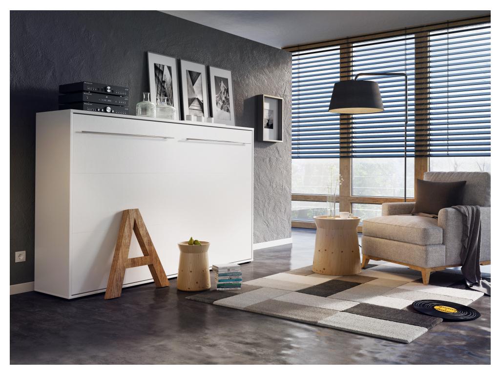 Sklápacia posteľ Concept pro CP-04 / 140x200