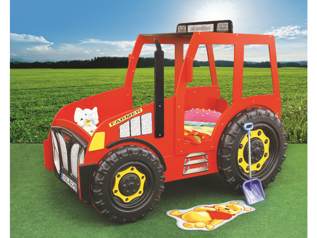 Traktor Red 1