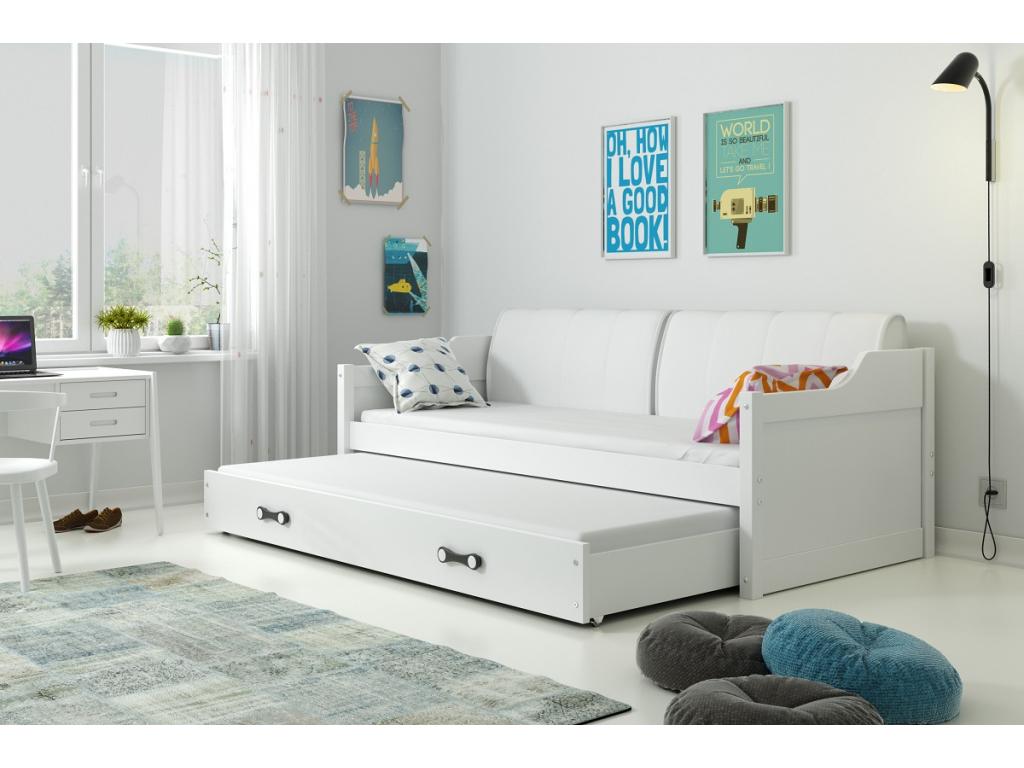 Detská posteľ Dawid biela 2
