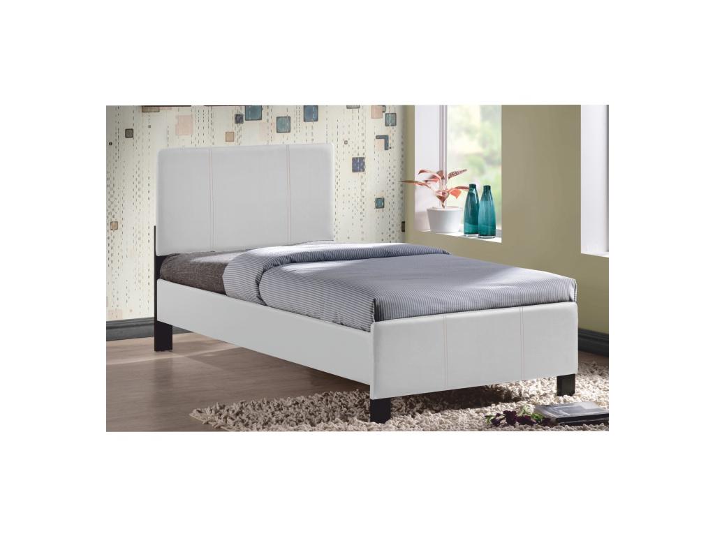 463521e02420 Jednolôžková posteľ ARKONA   biela - mojnabytok.sk