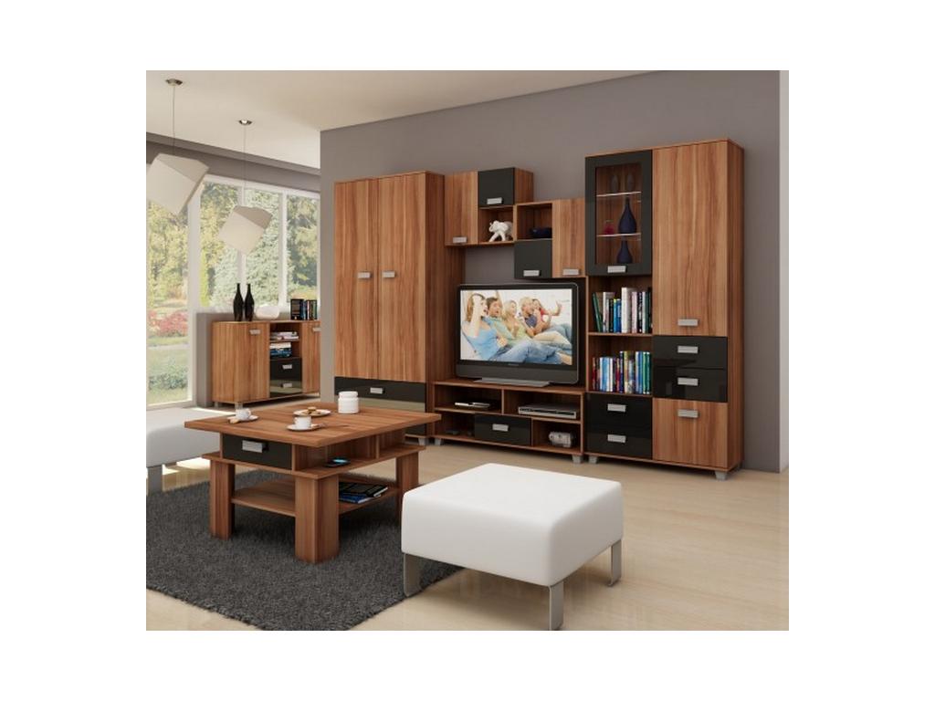 88486ba325fc1 Moderná obývacia stena SOLO I - mojnabytok.sk