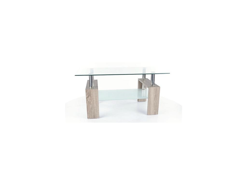 Konferenčný stolík LISA II / dub sonoma
