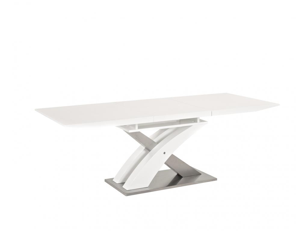 0c7a4098d003 Jedálenský stôl RAUL   biely