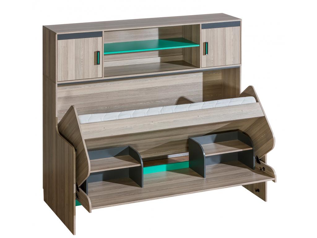 Posteľ + písací stolík Ultimo U16