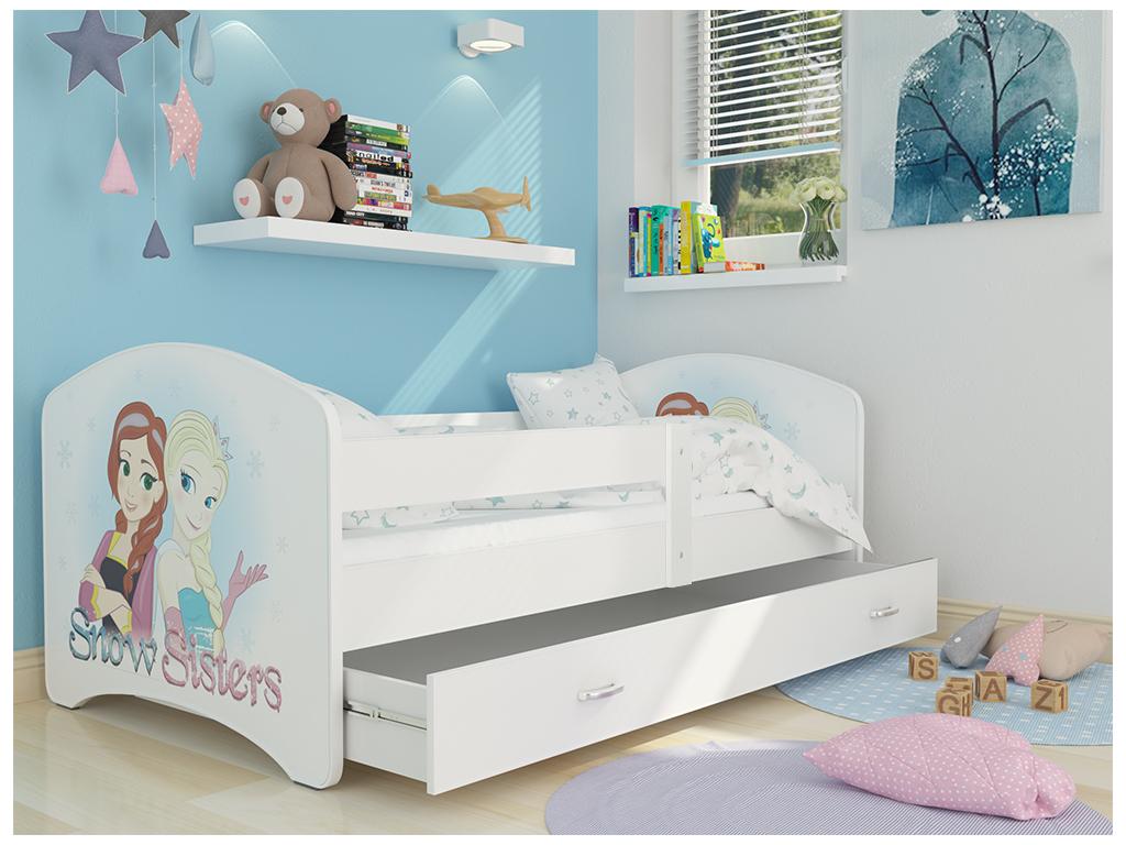 eab0cc6fd3802 Detská posteľ Lucky 200 x 90 cm - mojnabytok.sk