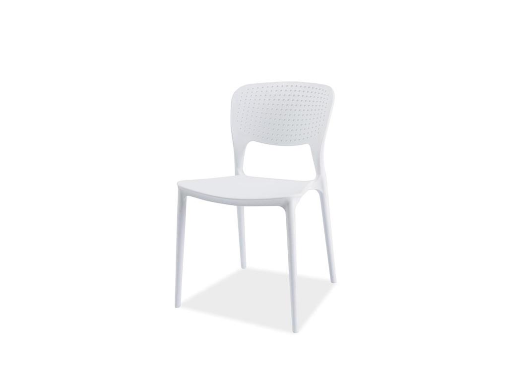 8a6a776711be Moderná plastová jedálenská stolička AXO - mojnabytok.sk