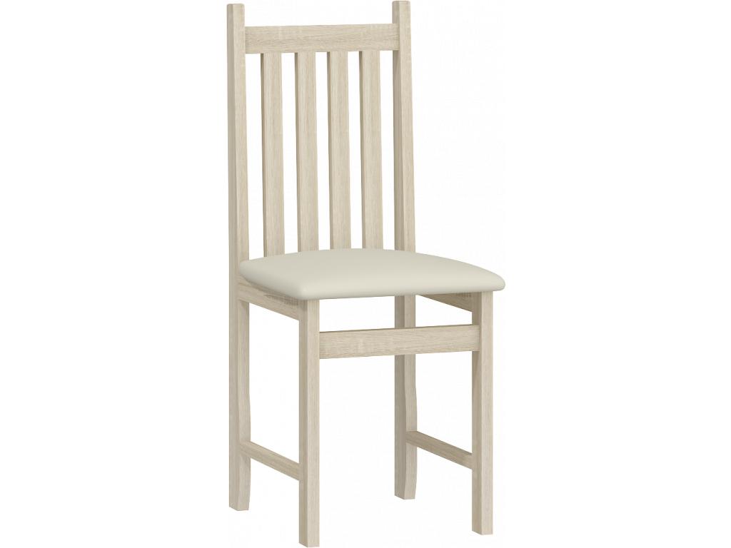 Krzesło B sonoma jasna