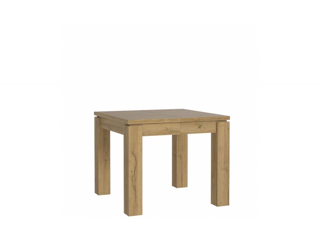klasicky hnedy rozkladaci jedalensky stol HAVANNA EST45