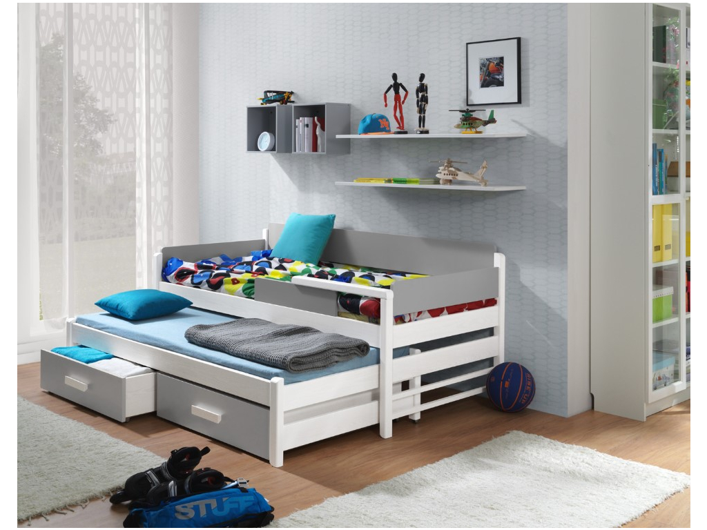 Detská posteľ Dois