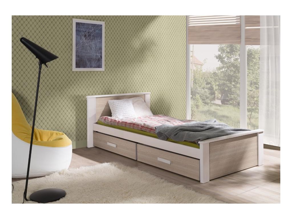 debc545f97 Očarujúca detská posteľ Aldo 100 x 200 cm - mojnabytok.sk