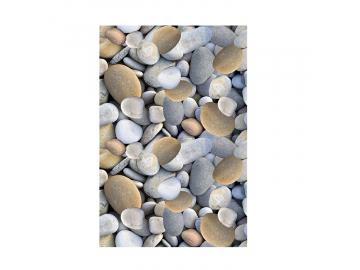 Koberec, vzor kamene, viacfarebný, 160x230, BESS