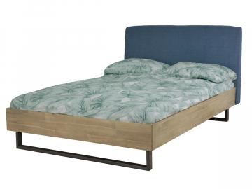 drevena manzelska postel FLOW FLO BQ01 detail
