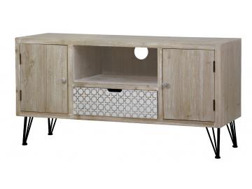 dreveny TV stolik LOANO LO022