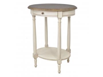 dreveny prirucny stolik LIMENA LI835