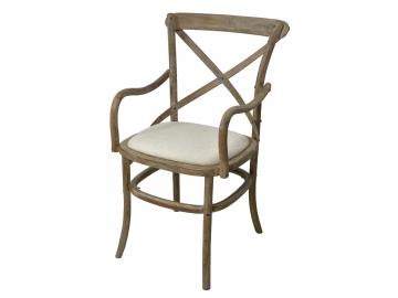 0b9e91ead0cdc prakticka drevena jedalenska stolicka LIMENA LI885B. Novinka. Jedálenská  stolička LIMENA LI885B
