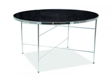 IBIZA B CHROM stôl