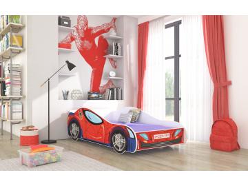 Detská auto posteľ SPIDER