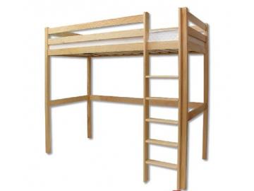 Poschodová posteľ - masív LK135 | borovica - skladová zásoba