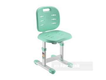 regulowane krzese ko dzieci ce fundesk sst2 green 1