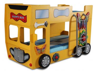 Happy bus žltý 1