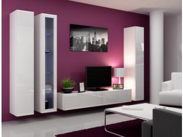Obývacia stena Vigo IIA biela