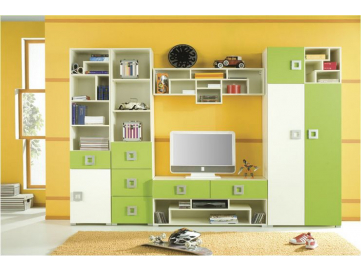 Detská izba Labirynt zelená