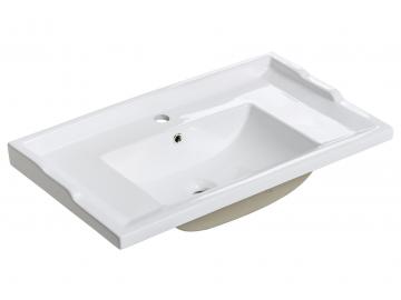 Keramické umývadlo CFP 80 Retro