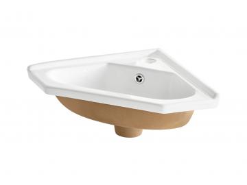 Keramické rohové umývadlo 9068 Corner 40